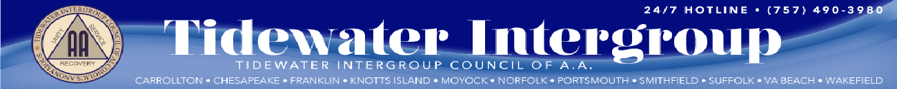 Tidewater Intergroup Council