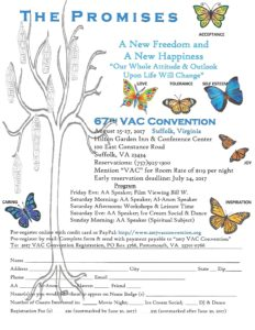2017 VAC Convention @ Hilton Garden Inn & Conference Center | Suffolk | Virginia | United States
