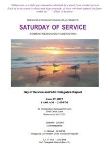 Saturday of Service @ St. Christopher's Episcopal Church | Portsmouth | Virginia | United States