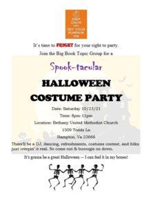 Halloween Party @ Bethany United Methodist Church | Hampton | Virginia | United States